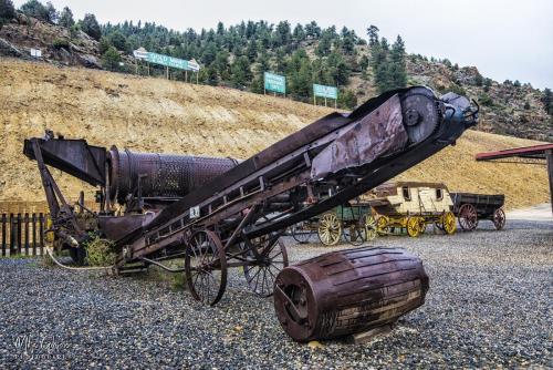 Argo Gold Mine Idaho Springs Co