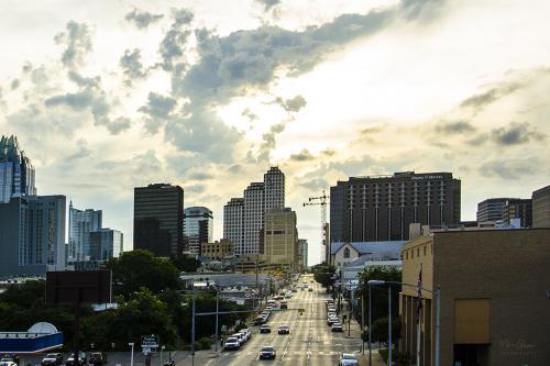 Austin Texas 12x