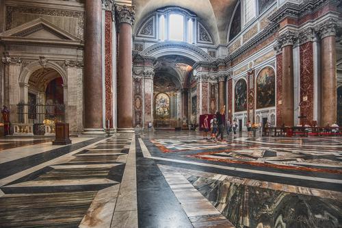 Basillica Santa Maria degli Angeli e dei Martiri Rome 125x