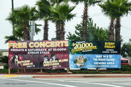 Biloxi MS Free Concerts 12x