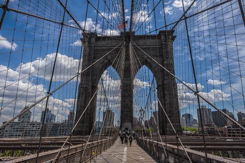 Brooklyn Bridge NYC 12x