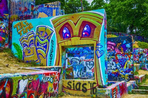 Castle Hill Austin TX 3 12x