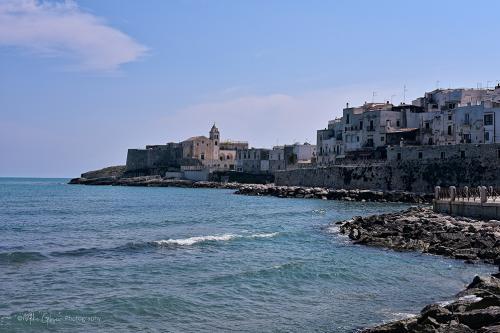 Coast with rocks, Puglia