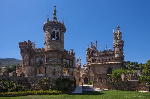 Colomares castle, Benalmadena 2 12x