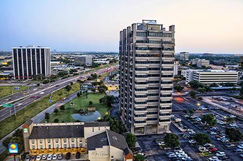 Dallas suburb 12x