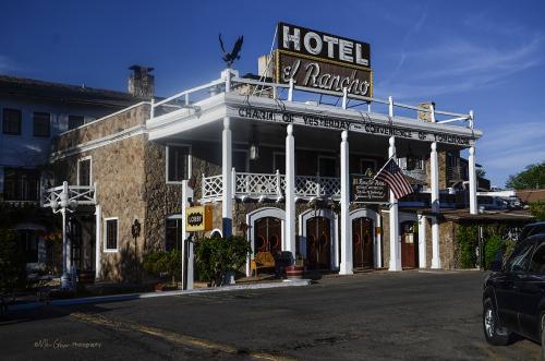 El Rancho Hotel, Gallup, NM 12x