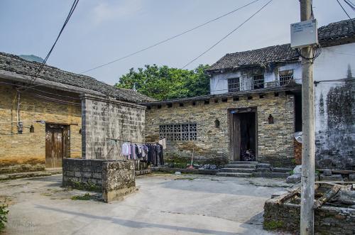 Farm Entrance, Mushan Village, Yangshuo 12x