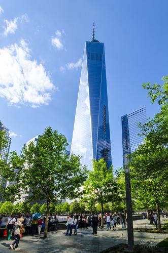 Freedom Tower Lower Manhattan NYC 12x