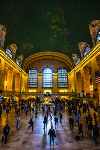 Grand Central Station interios 12x