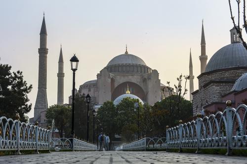 Hagia Sophia Museum, Istanbul 12x