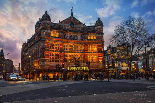Harry Potter and the Cursed Child at the Palace Theatre mgp s
