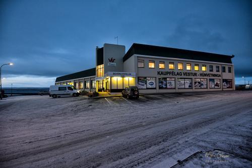 Iceland fjords sunrise store mgp