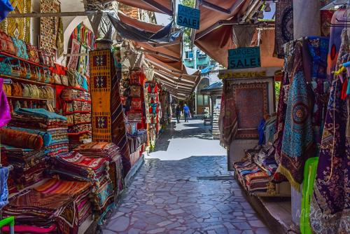 Istanbul market street mgp