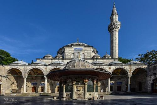 Istanbul mosque mgp