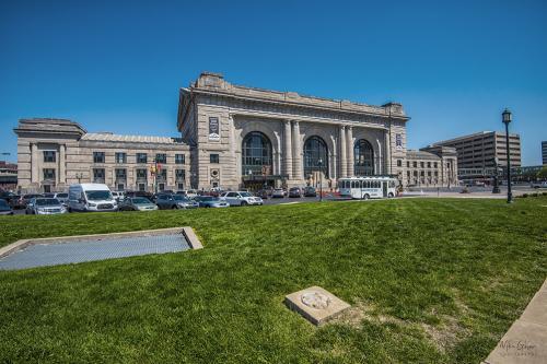Kansas City Railroad Station 12x