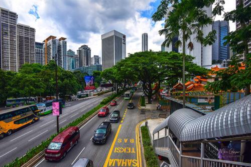 Kuala Lumup street 12x