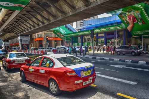 Kuala Lumuptaxi rank 12x