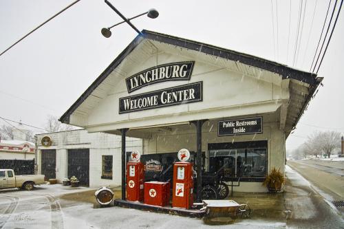 Lynchburg Visitor Center 12x