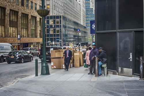 Manhattan workers 12x