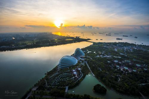 Marina Bay Ocean view 12x8