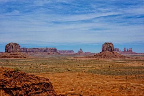 Monument Valley Navajo Tribal Park-Utah 13