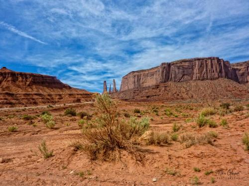 Monument Valley Navajo Tribal Park-Utah 14