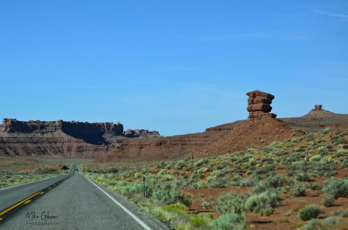 Monument Valley Navajo Tribal Park-Utah 16