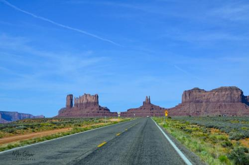 Monument Valley Navajo Tribal Park-Utah 18