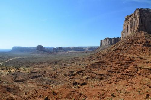 Monument Valley Navajo Tribal Park-Utah 19