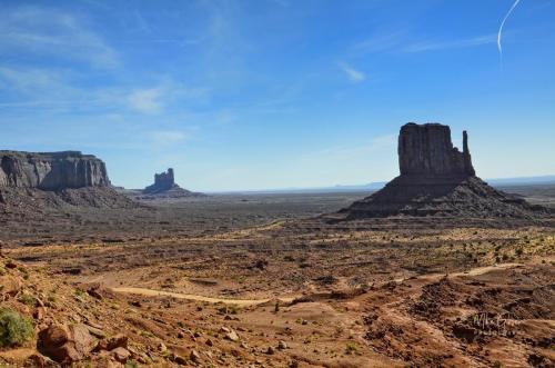 Monument Valley Navajo Tribal Park-Utah 21