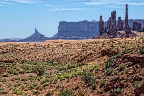 Monument Valley Navajo Tribal Park-Utah 22
