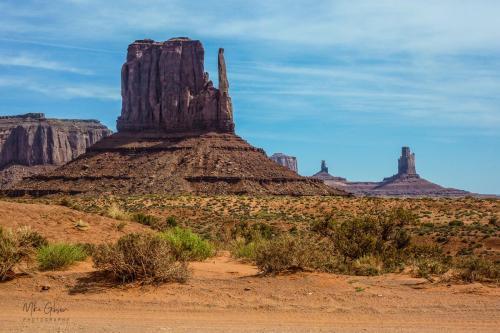 Monument Valley Navajo Tribal Park-Utah 23