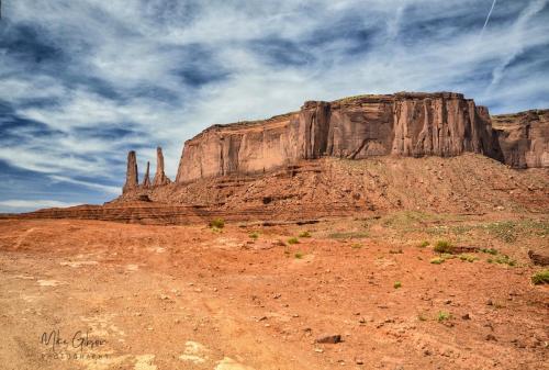 Monument Valley Navajo Tribal Park-Utah 3