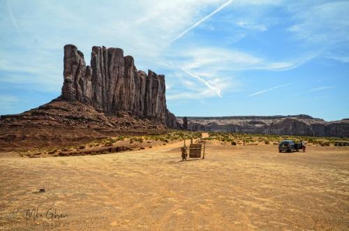 Monument Valley Navajo Tribal Park-Utah 4