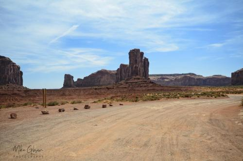 Monument Valley Navajo Tribal Park-Utah 5