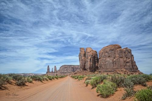 Monument Valley Navajo Tribal Park-Utah 9