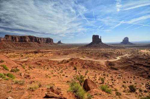 Monument Valley Navajo Tribal Park-Utah