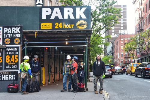 NYC construction crew 12x