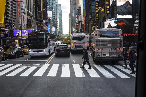 Off Broadway rush hour orig 12x