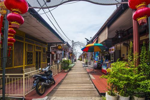 Penang Gorge Town Jetty 1 12x8