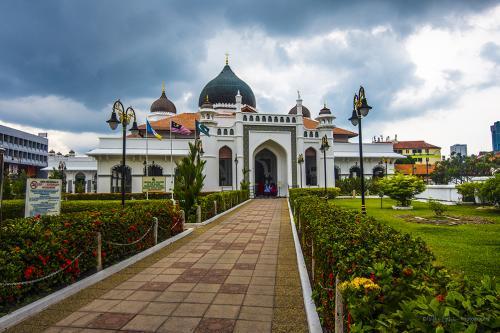 Penang mosque 12x