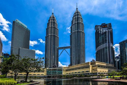 Petronas 1 Kuala Lumpur 12x