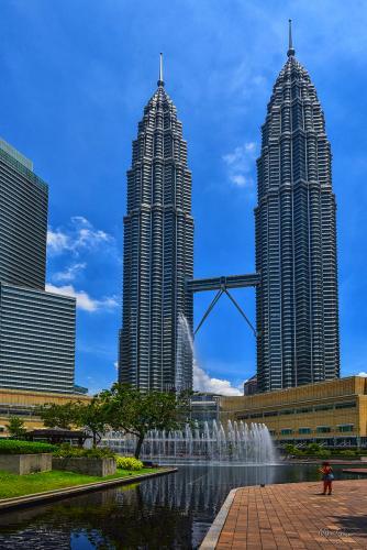 Petronas 2 Kuala Lumpur 12x