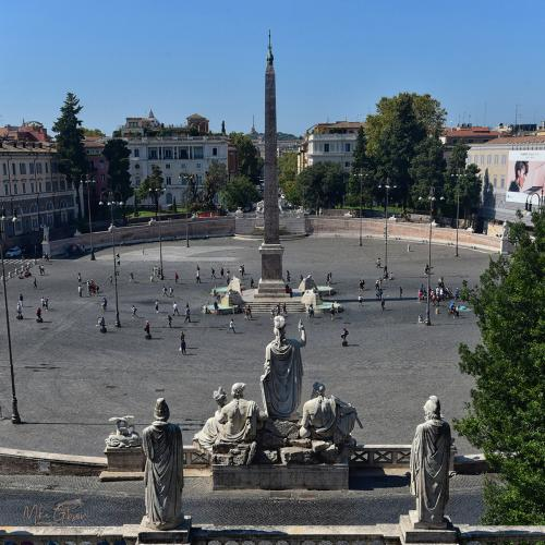 Piazza di Popolo 12x12