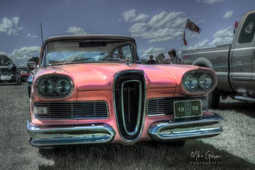Pink Edsel