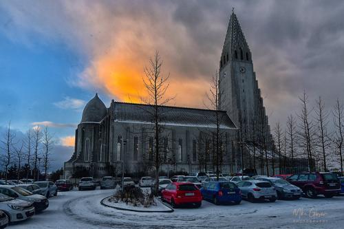 Reykjavik cathedral mgp