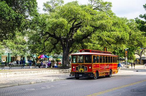 San Antonio Streetcar 12x