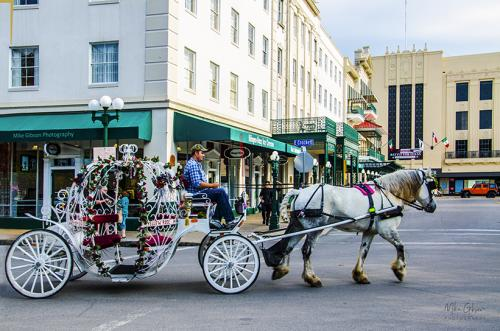 San Antonio carriage 12x