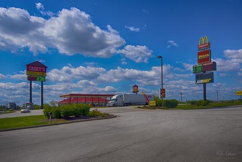 Service area close to Kansas City 12x