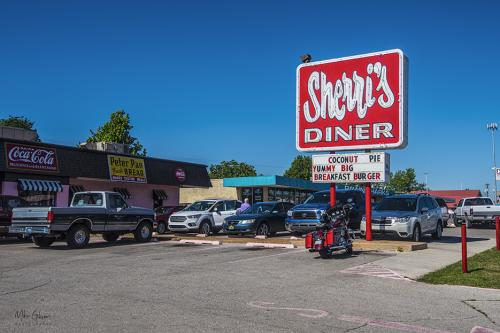 Sherrris Diner Oklahoma City 12x